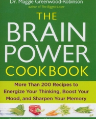Dr. Frank Lawlis:The Brain Power Cookbook