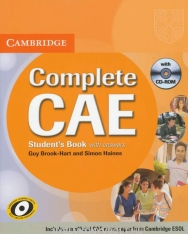 Complete CAE Student's Book with Answers and CD-ROM
