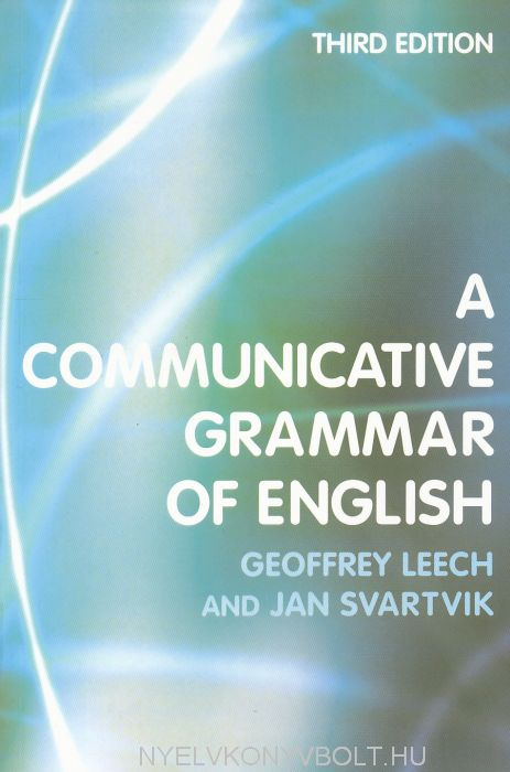 A Communicative Grammar of English 3rd Edition