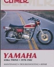 Yamaha, 650Cc Twins, 1970-1982