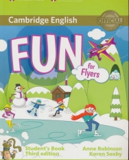 Fun for Flyers Third Edition Student's Book with Online Activities