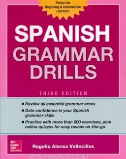 Spanish Grammar Drills - Third Edition