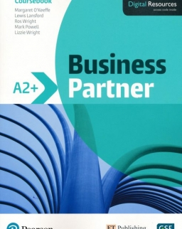 Business Partner Level A2+ Student's Book with Digital Resources