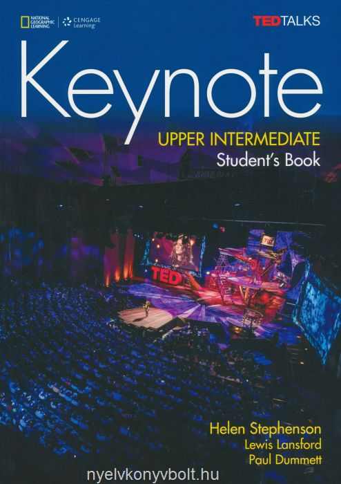 Keynote Upper-intermediate Student's Book with Class DVD-Rom