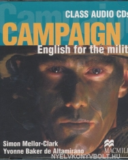 Campaign - English for the Military 1 Class Audio CD