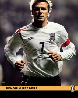 David Beckham with Audio CD - Penguin Readers Level 1