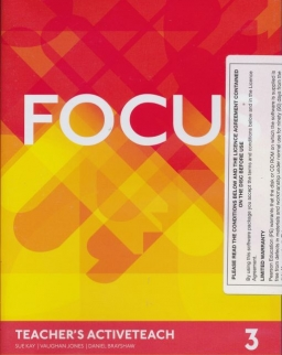 Focus 3 Teacher's Activeteach