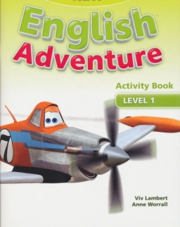 New English Adventure 1 Activity Book