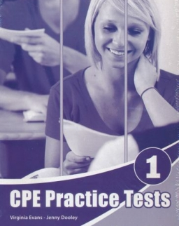 CPE Practice Tests 1 Class Audio CDs (6)