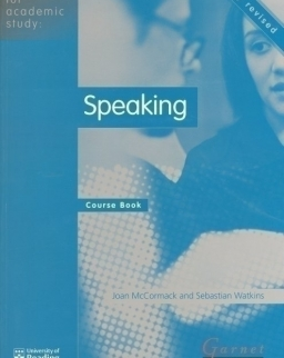 English for Academic Study: Speaking Course Book and Audio CD