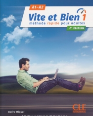 Vite et bien 1 - Niveaux A1/A2 - Livre + CD - 2eme édition