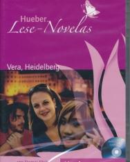 Vera, Heidelberg Hörbuch mit Audio CD - Hueber Lese-Novelas  A1