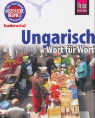 Reise Know-How Kauderwelsch Ungarisch - Wort für Wort: Kauderwelsch-Sprachführer