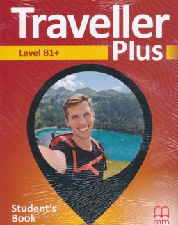 Traveller Plus Level B1+ Student's Book with Companion