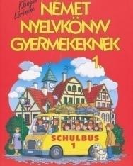 Schulbus 1 Neu Német nyelvkönyv gyermekeknek (tankönyv)