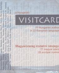 Hungarian visitcard CD-ROM