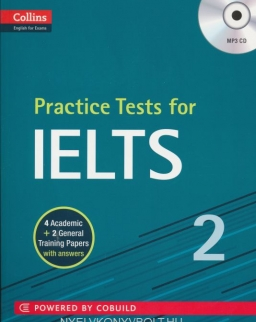 Collins Practice Test for IELTS 1 - 4 academic + 2 general