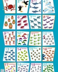 Children's Poster - Numbers 1-20