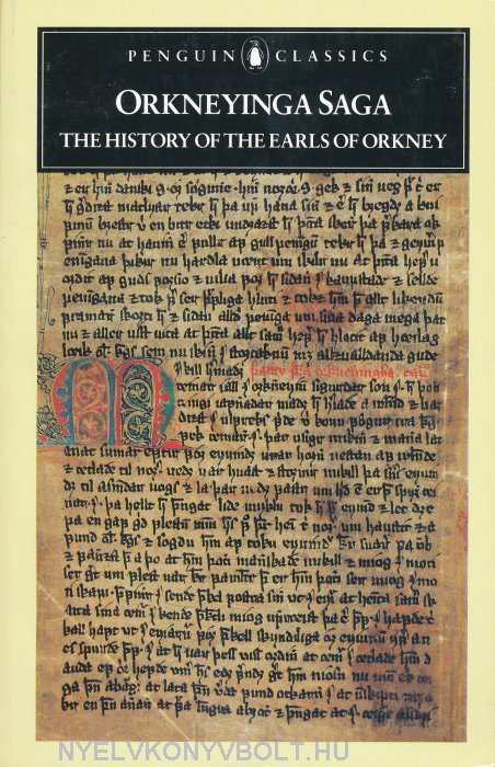 Orkneyinga Saga - The History of the Earls of Orkney