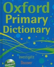 Oxford Primary Dictionary - New Illustrated Edition