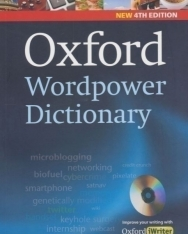 Oxford Wordpower Dictionary 4th Edition with iWriter CD-ROM