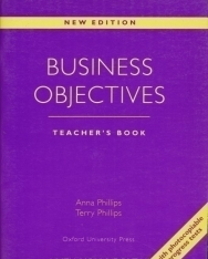 Business Objectives Teacher's Book