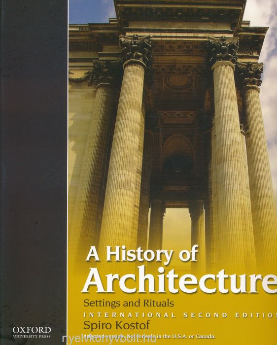 A History of Architecture 2nd Edition