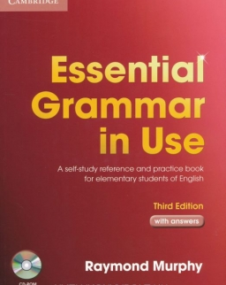Essential Grammar in Use with Answers and CD-ROM Third Edition