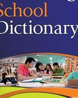 Cambridge School Dictionary with CD-ROM