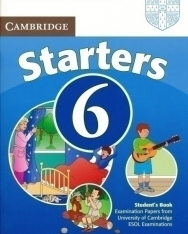Cambridge Young Learners English Tests Starters 6 Student Book