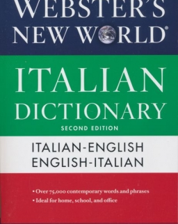 Webster's New World Italian Dictionary - 2nd edition