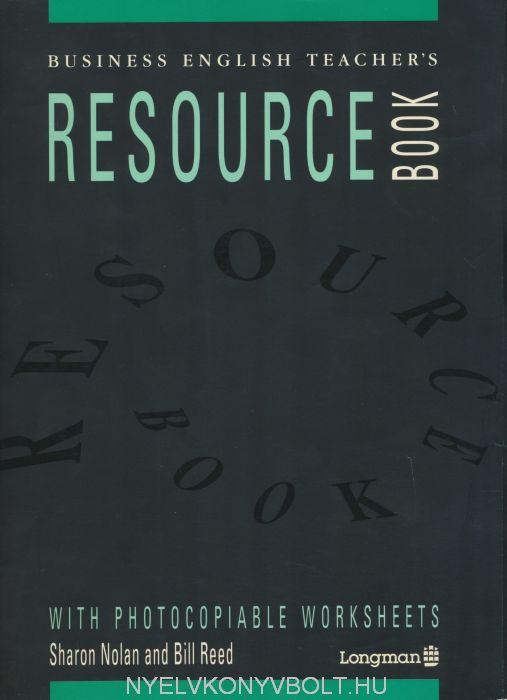 Business English Teacher's Resource Book