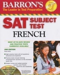 Barron's SAT Subject Test- French
