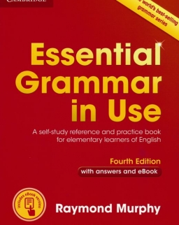 Essential Grammar in Use with answers and eBook 4th Edition