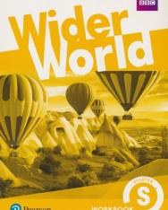 Wider World Starter Workbook with Online Homework Pack