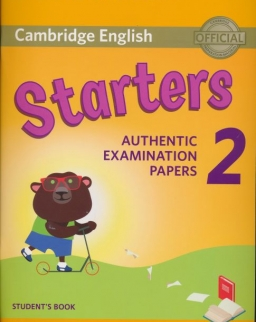 Cambridge English Starters 2 Student's Book for Revised Exam from 2018
