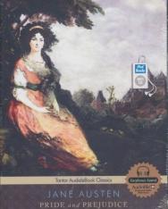 Jane Austen: Pride and Prejudice - Audiobook, MP3, Unabridged