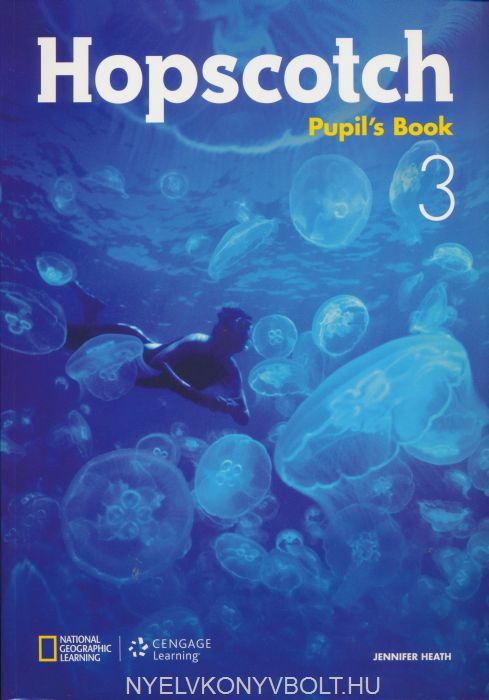 Hopscotch Pupil's Book 3 (A1)