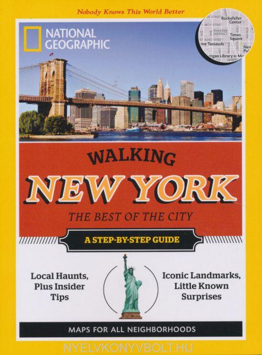 Walking New York (National Geographic)