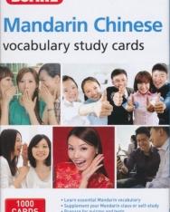 Berlitz Mandarin Study Cards