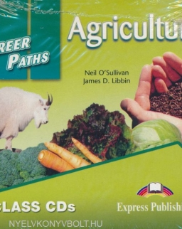 Career Paths - Agriculture Audio CDs (2)