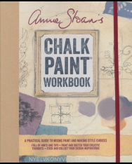Annie Sloan's Chalk Paint Workbook - A practical guide to mixing paint and making style choices