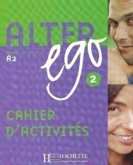 Alter ego 2 - Méthode de Francais niveau 2 Cahier d'activités