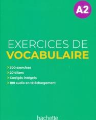 En Contexte - Exercices de vocabulaire A2 + audio + corrigés