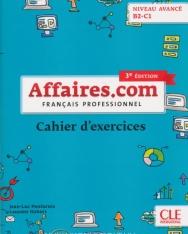 Affaires.com - Niveau avancé B2-C1 - Cahier d'activités - 3eme édition