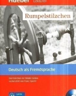 Rumpelstilzchen mit Audio-CD - Hueber Lektüren Leichte Literatur A2