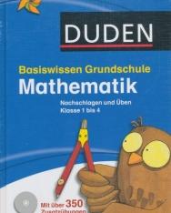 Basiswissen Grundschule - Mathematik: Nachschlagen und Üben 1. bis 4. Klasse