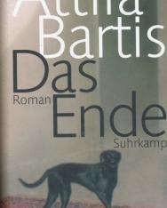 Bartis Attila: Das Ende (A vége német nyelven)