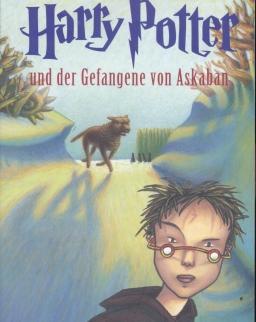 J. K. Rowling: Harry Potter und der Gefangene von Askaban (Harry Potter és az azkabani fogoly német nyelven)