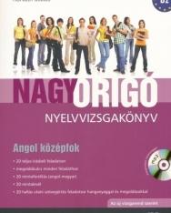 Nagy Origó nyelvvizsgakönyv - Angol középfok B2 (MP3 CD melléklettel) Új